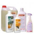 Очистка и защита поверхности